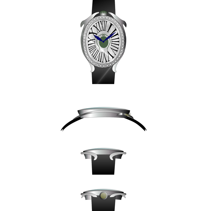 Concept Watch Medicis